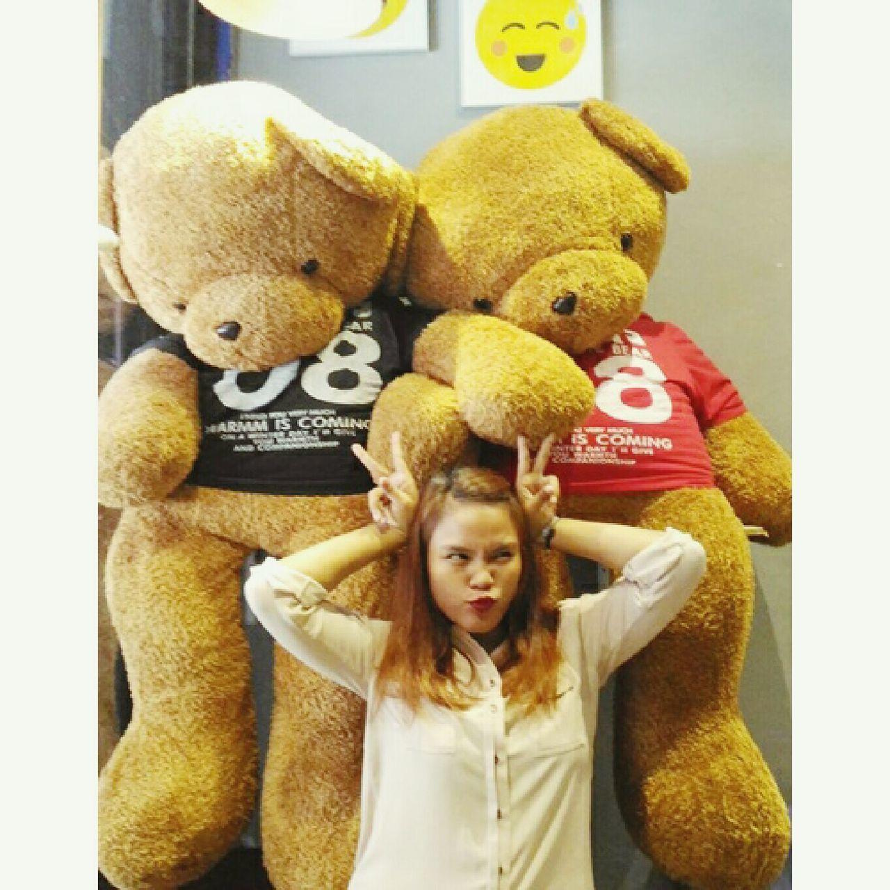 Bear Teddylove Love Huge!!