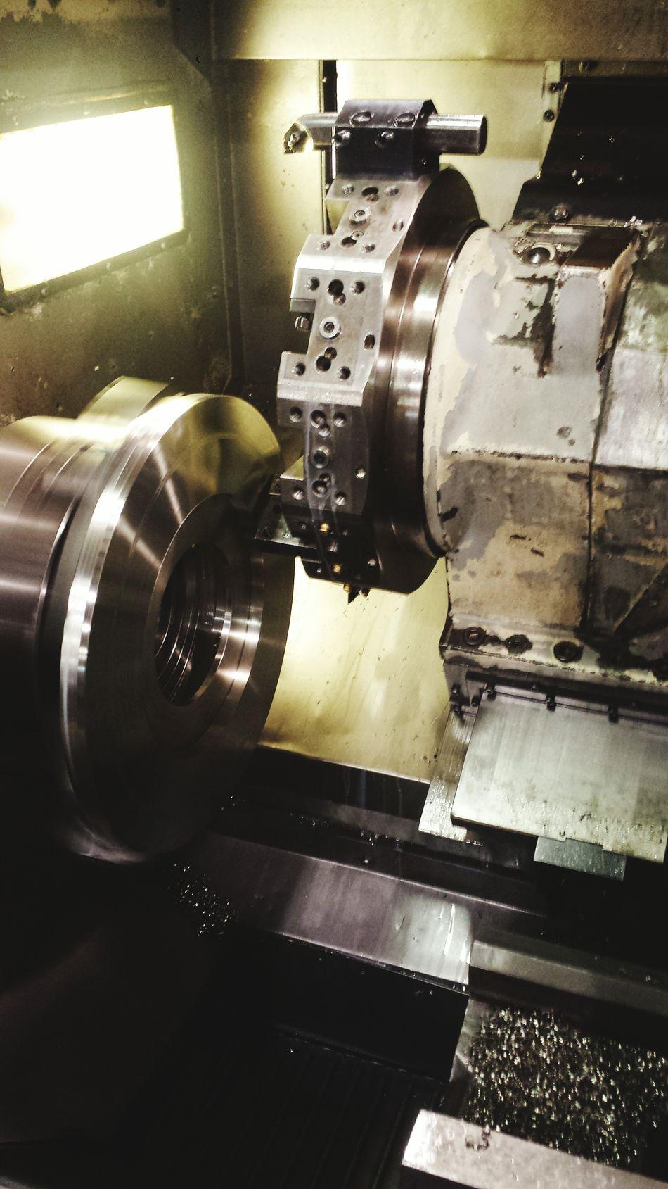 Turning Machinery Okuma Workshop Machine Tool