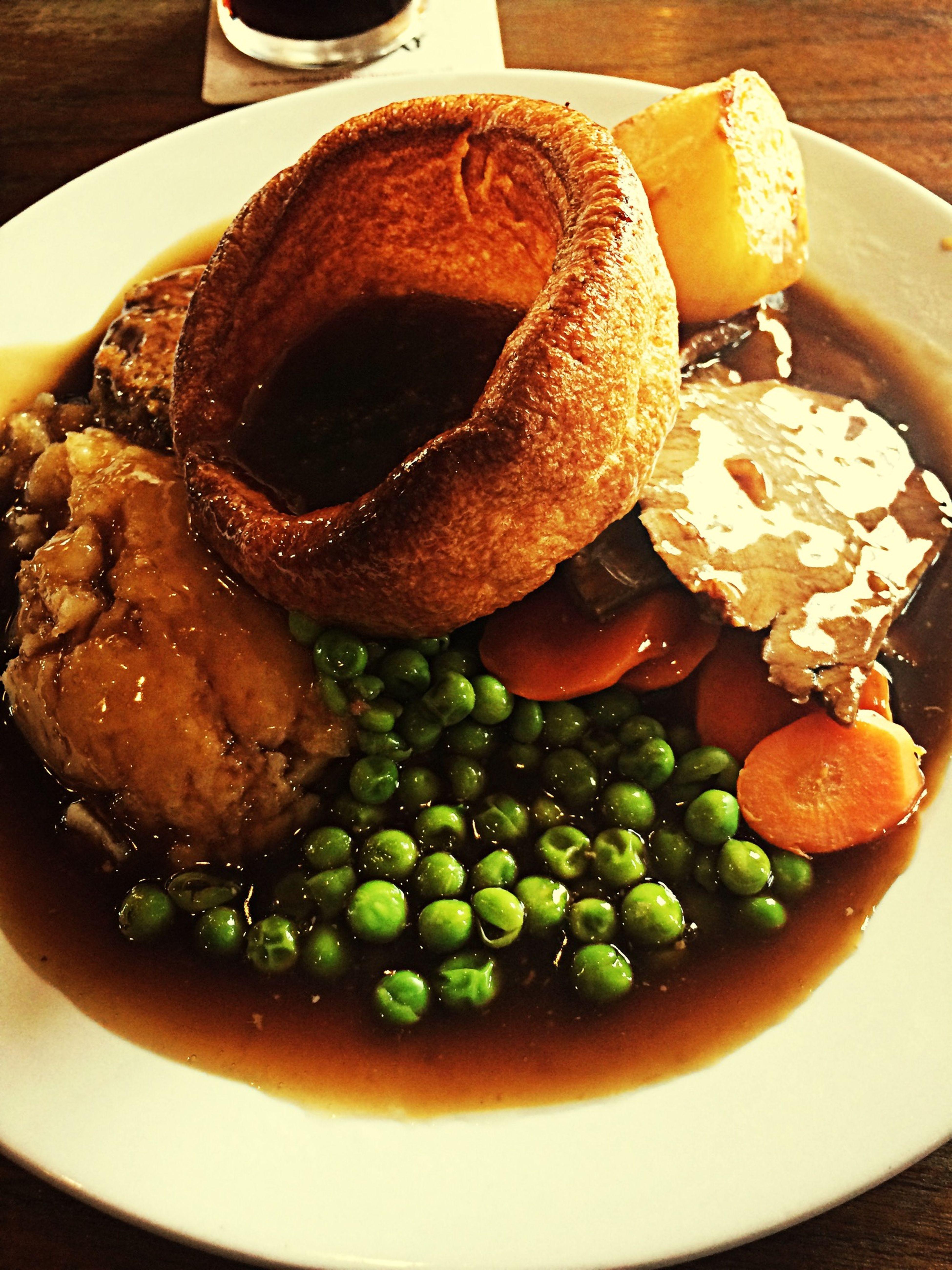 Besr Sunday lunch in Nottingham.