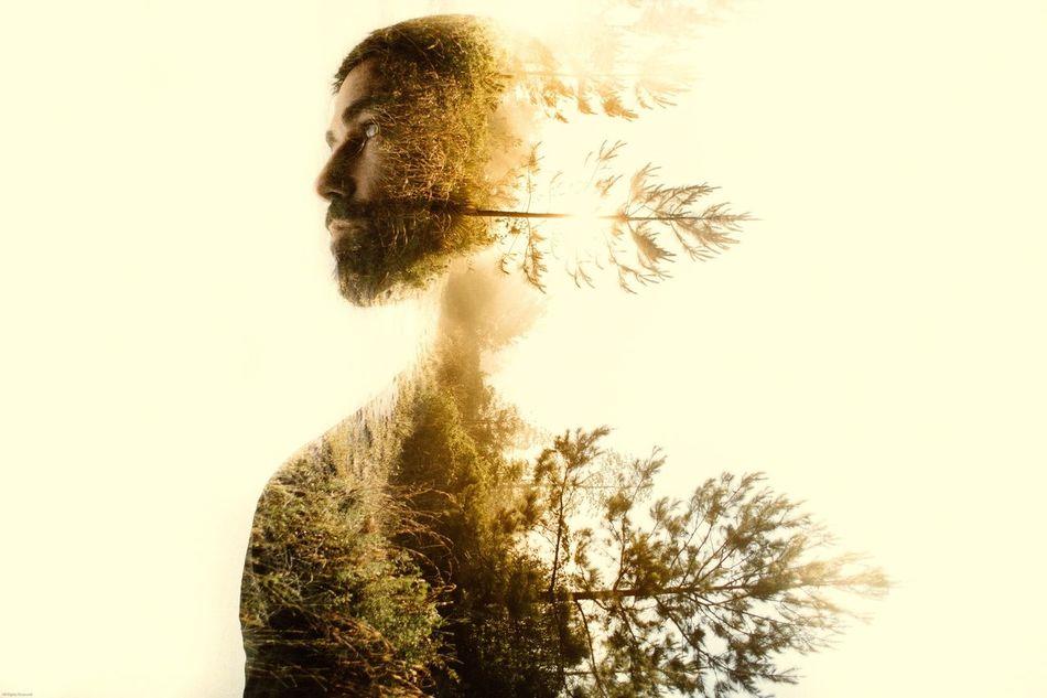 Seek light in all things. The Portraitist - 2015 EyeEm Awards Double Exposure VSCO Portrait Huffington Post Stories