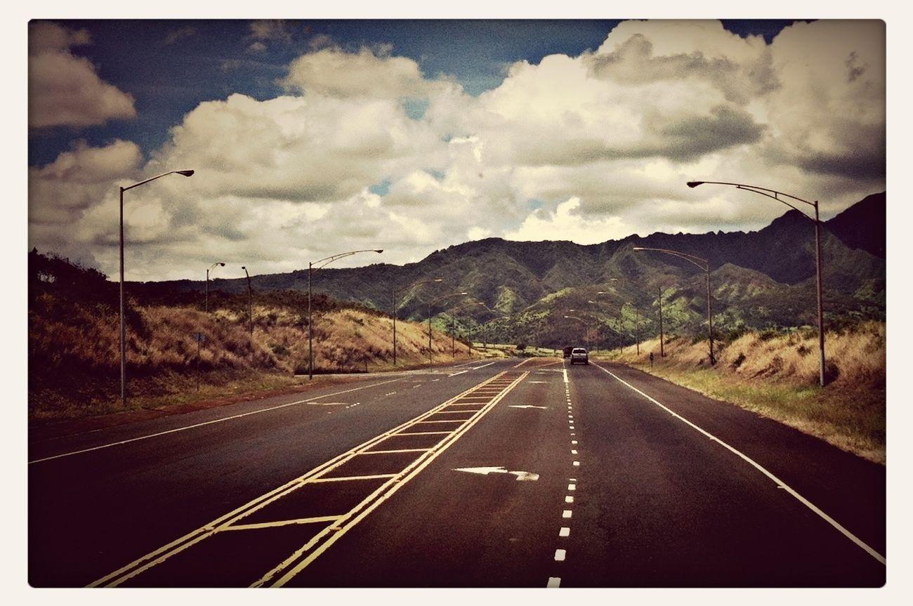 ON DA ROAD...