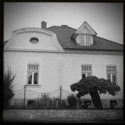 Old House and tree