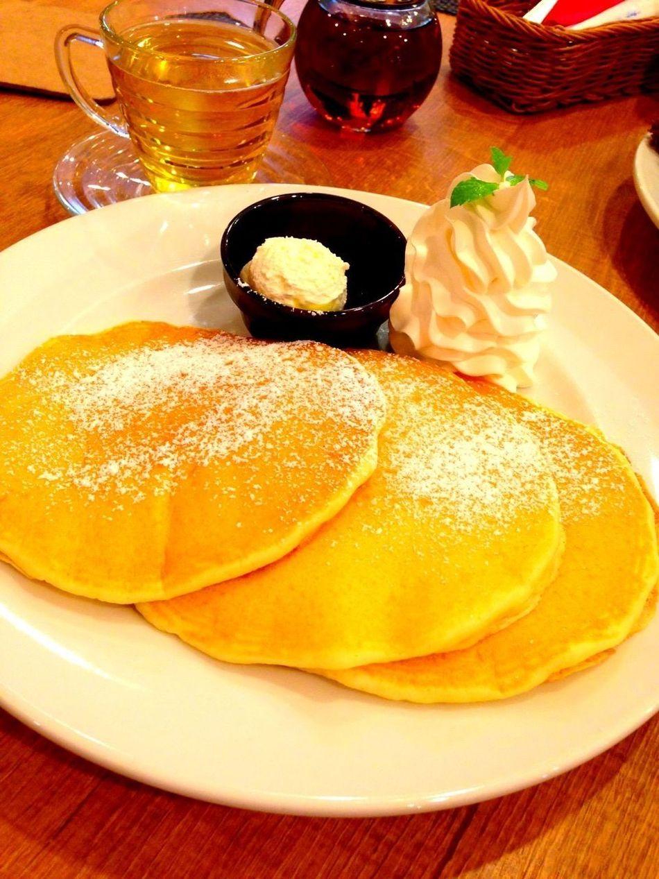 Hawaiian Pancakeもっちもち
