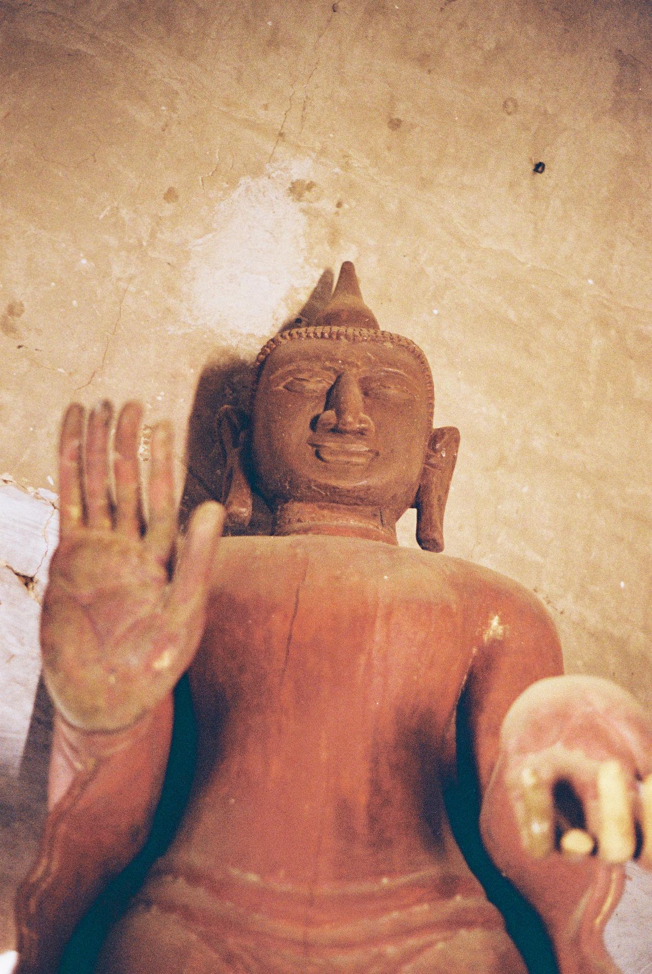 The Photojournalist - 2017 EyeEm Awards Iusefilm Ishootfilm 35mm Godak Gold 200 Bagan, Myanmar Bagan Myanmar Travel Destinations Spirituality Buddha Buddhism Arts Culture And Entertainment Ancient Civilization