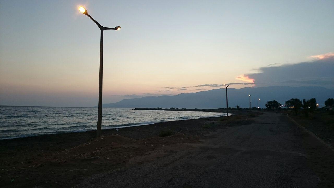 Walking Around Sea Tricking