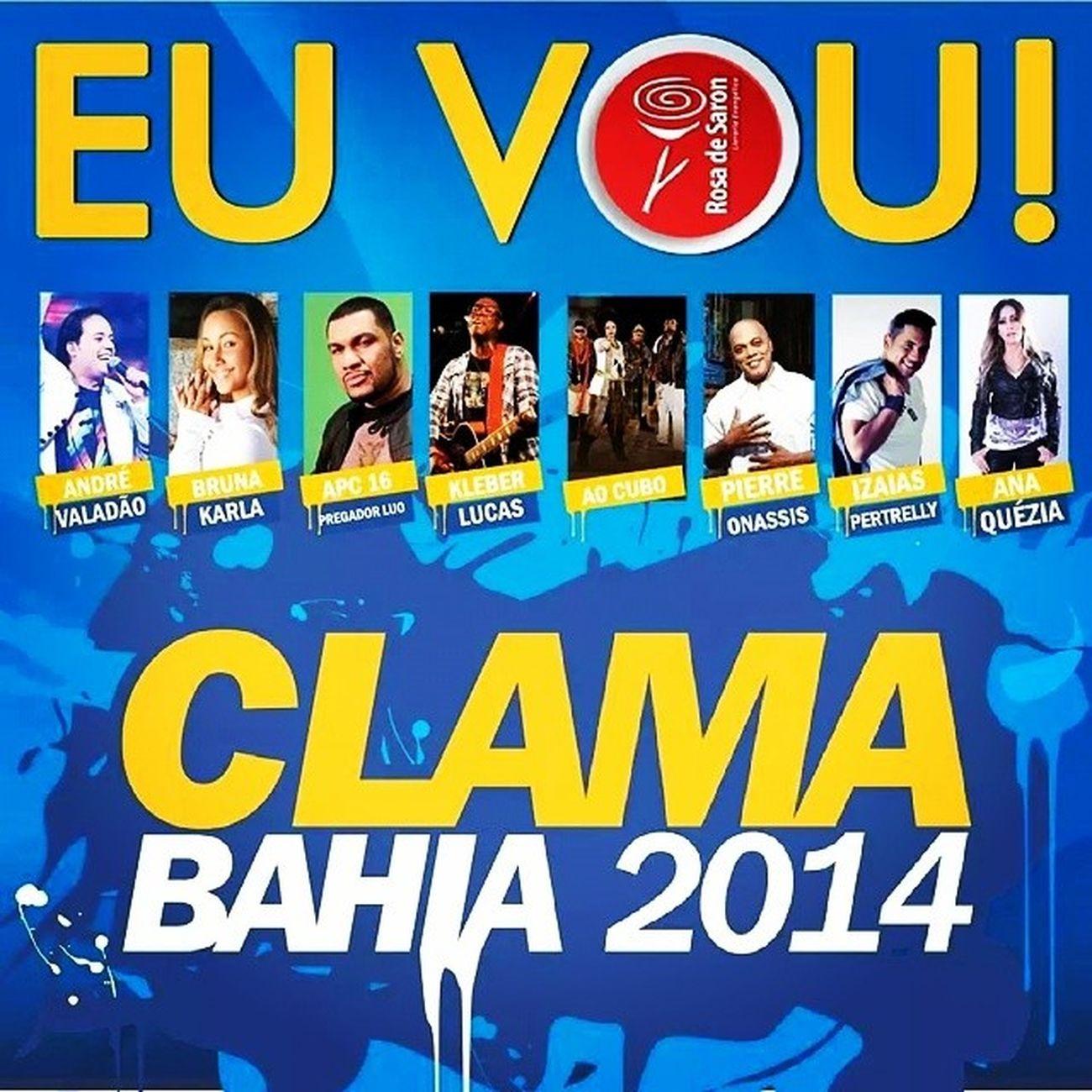 Euvou Clamabahia2014