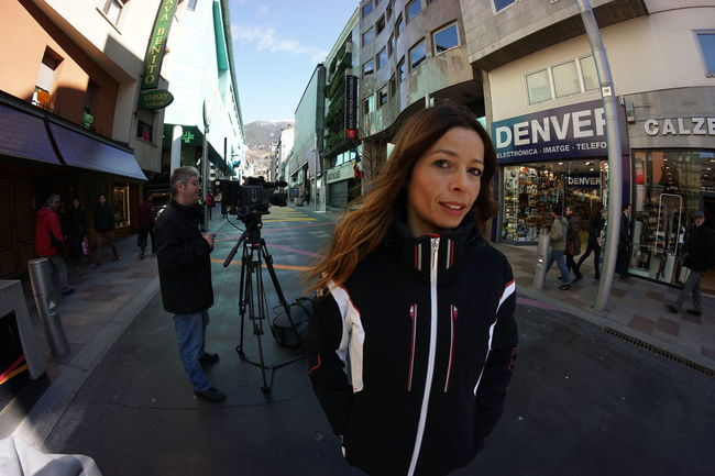 Andorra Bpa Tvnews Press The Press - Work Nofilter#noedit