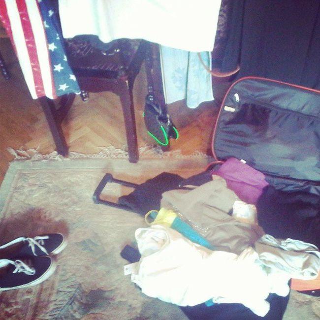 Tak Wyglada Moje Pakowanie lol hahahha od trzech dni sie pakuje