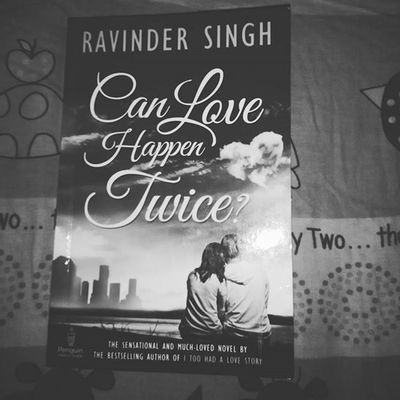 to reveal the secret..... Can Love Happen Twice ?
