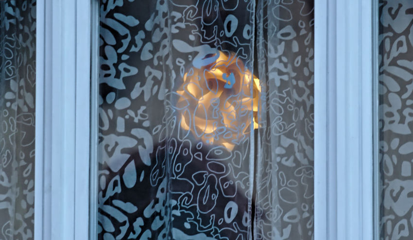 who are you Abstract Art And Craft Art And Craft Behind The Veils Ceiling Lamp Curtain Geometry Glass Home Interior Hope Indoors  Light And Shadow Mystical Nikon Open Window Pattern Pattern Pieces Symmetry Textile Textured  Transparent Triptych Vertical Symmetry White Window The Secret Spaces