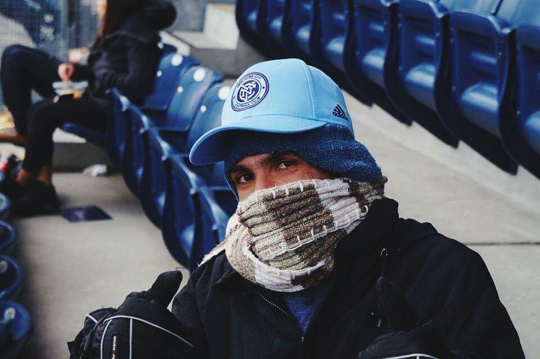 Cold NYCFC NYC Yankee Stadium New York City FC New York City Fc