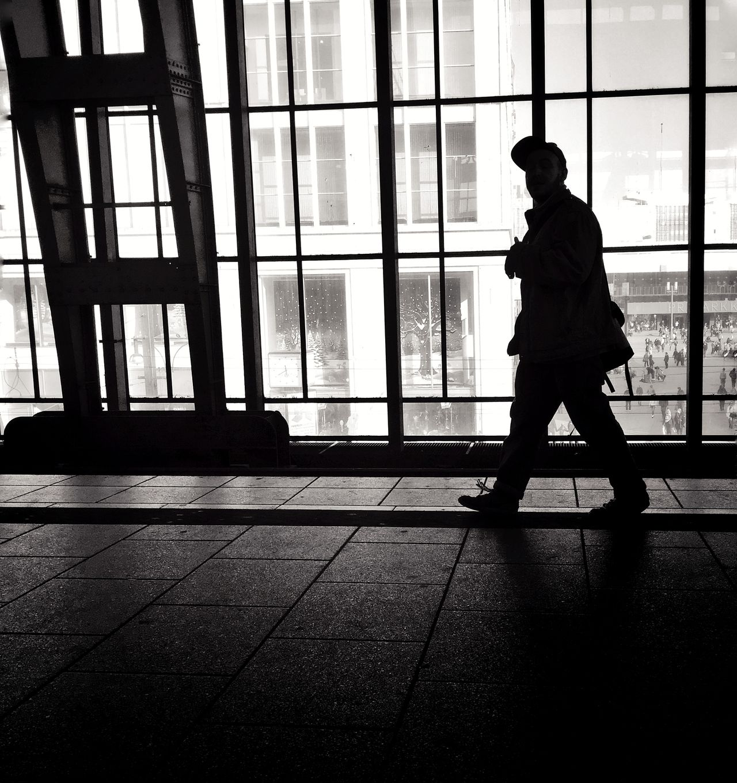 Streetphotography Berlin Mpro Blackandwhite Mobilephotography.de The Street Photographer - 2016 EyeEm Awards