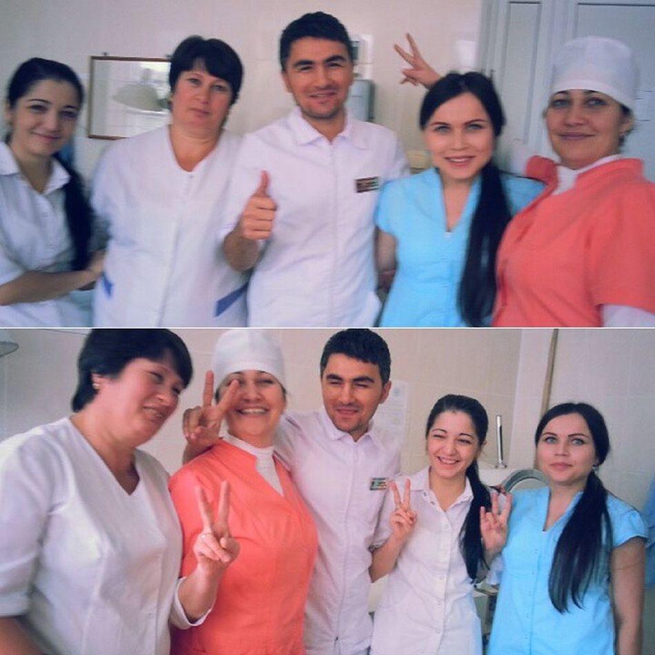 Коллеги, учу их быть вместе, и иногда фотографироваться )))? медики , хирургия адыгехабль црб , работа, дух, всёравновсёхорошо, сымаджэщ