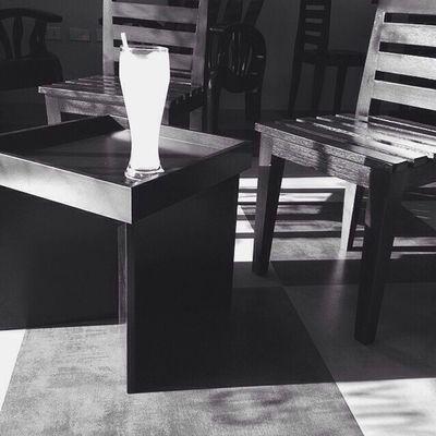 Black & White Simplicity Manila black and white will make everything work.