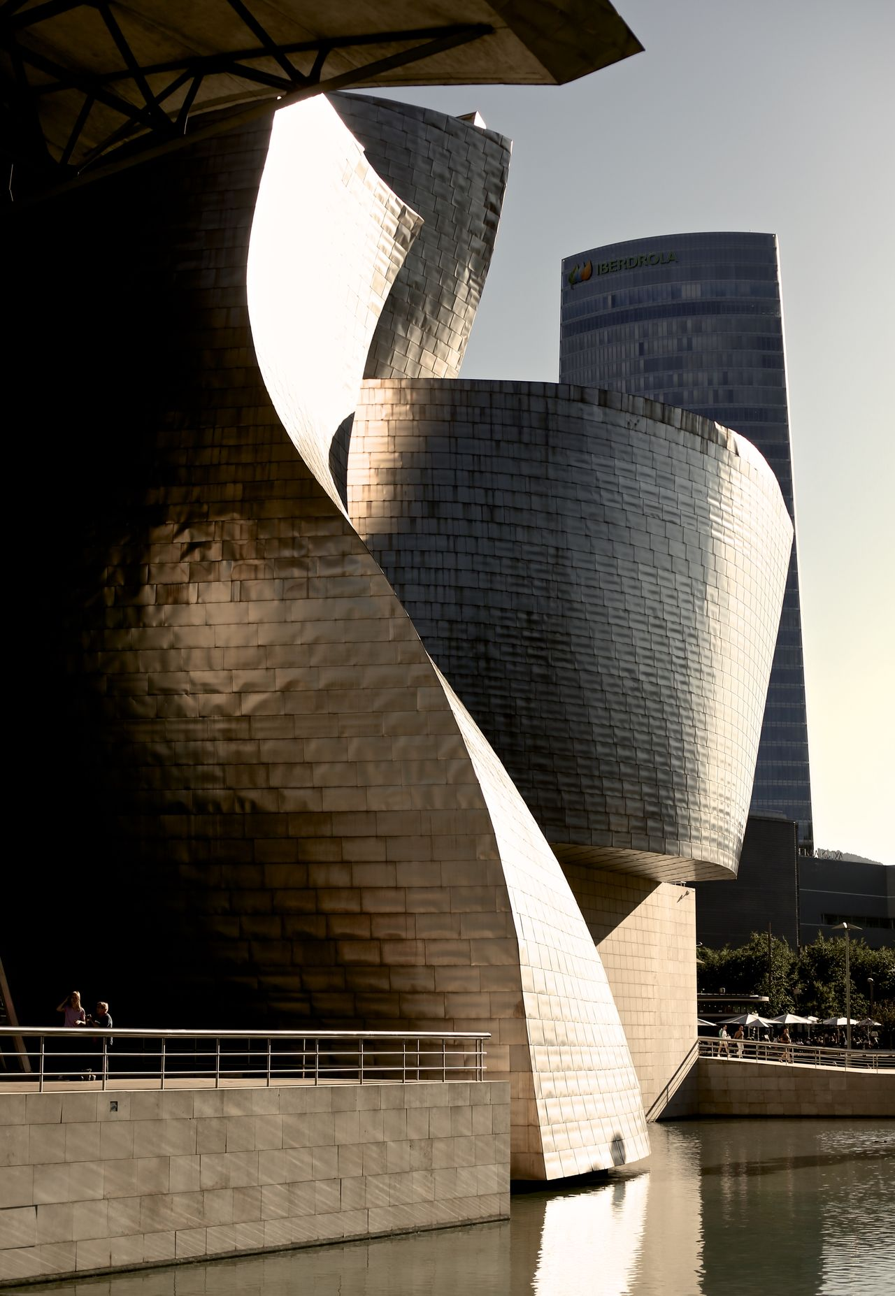 Architectural Feature Architecture Architecture Architecture_collection Bilbao Bilbaolovers Famous Place Guggenheim Metal Museum SPAIN
