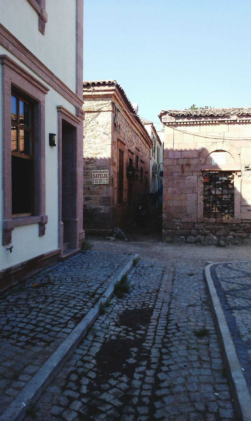 Turkey Balikesir Cunda Island Enjoying Life Hanging Out Ayvalik 🐚🐳🐬🏊 Historical Building Old Buildings Old Ways Relaxing Sweet♡ Windows Doors Neighborhood