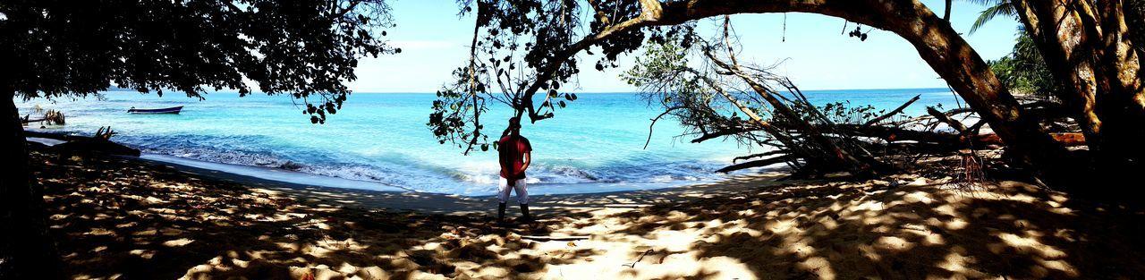 First Eyeem Photo Jurphoto Beauty In Nature Beachlovers Panoramic Photography Panoramic View