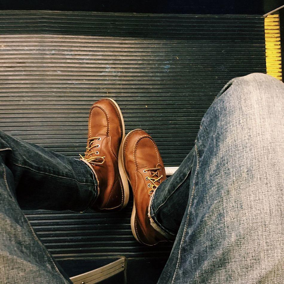 last morning commute in seattle. Utahbound Seattle