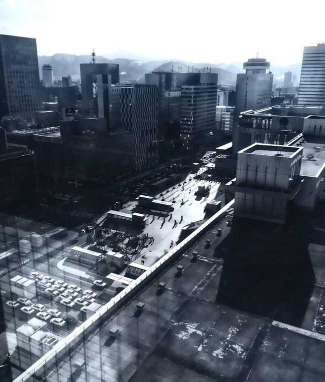 Cityscapes Blackandwhite Window