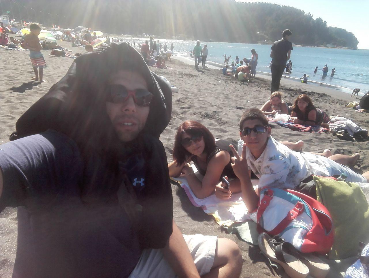 Playa, Arena Y Sol Bro And Wapa