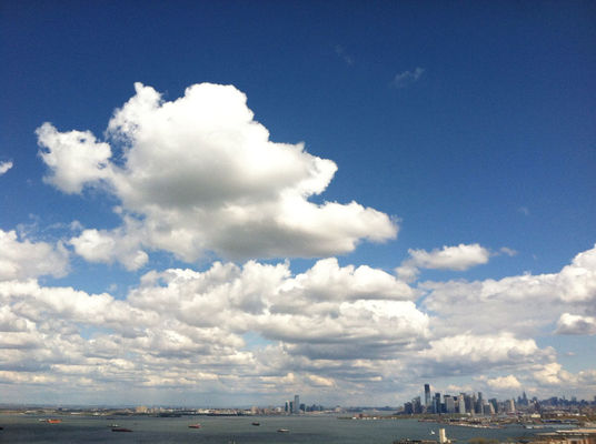 sky in Brooklyn by CW480