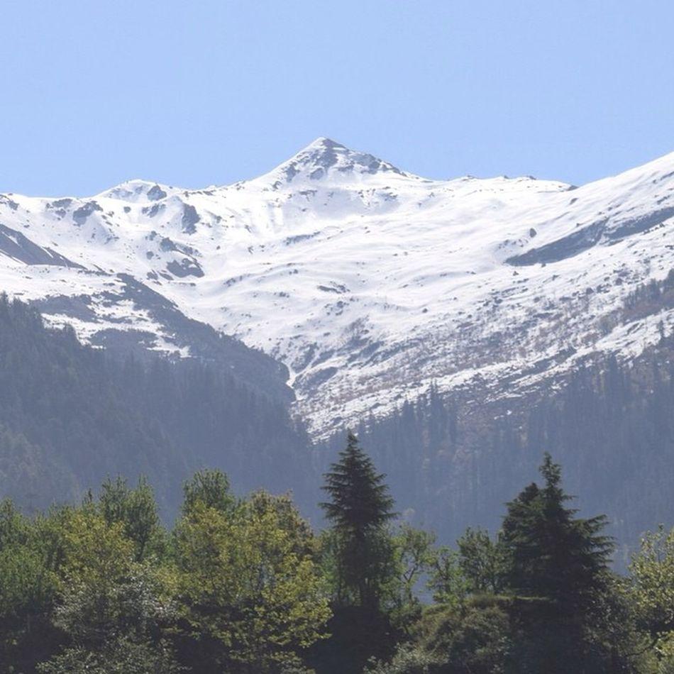 ALEO Manali Himachal Snow_hill India Beas River Nature Insta_himachal