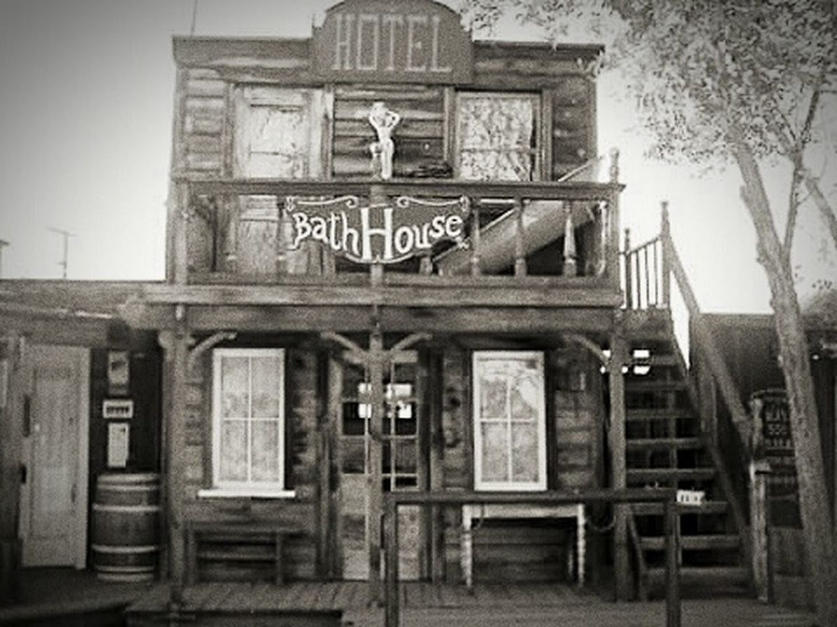 Untold Stories Pioneer Town Southern California