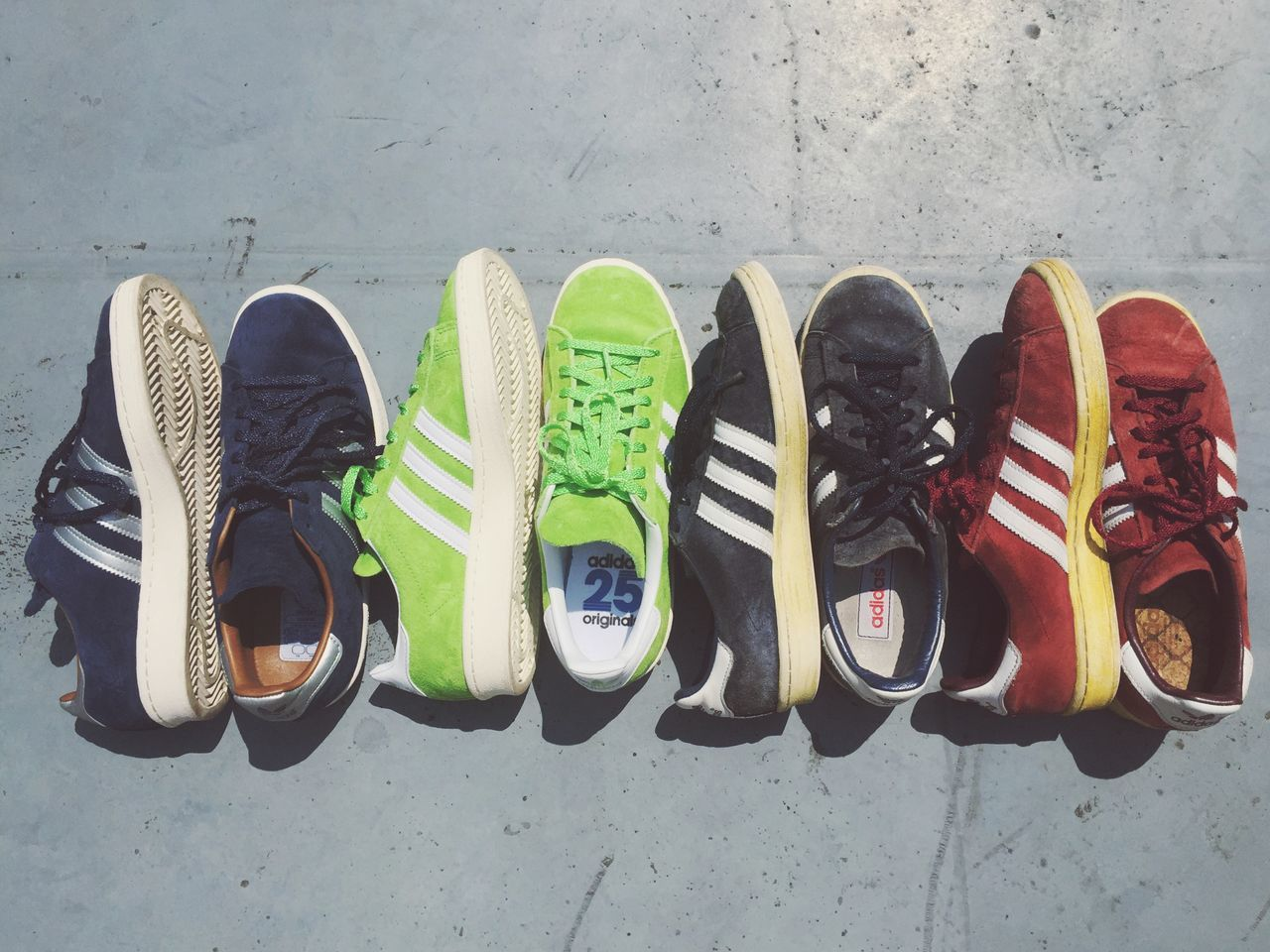 Sneaker Adidas Originals Adidascampus80's