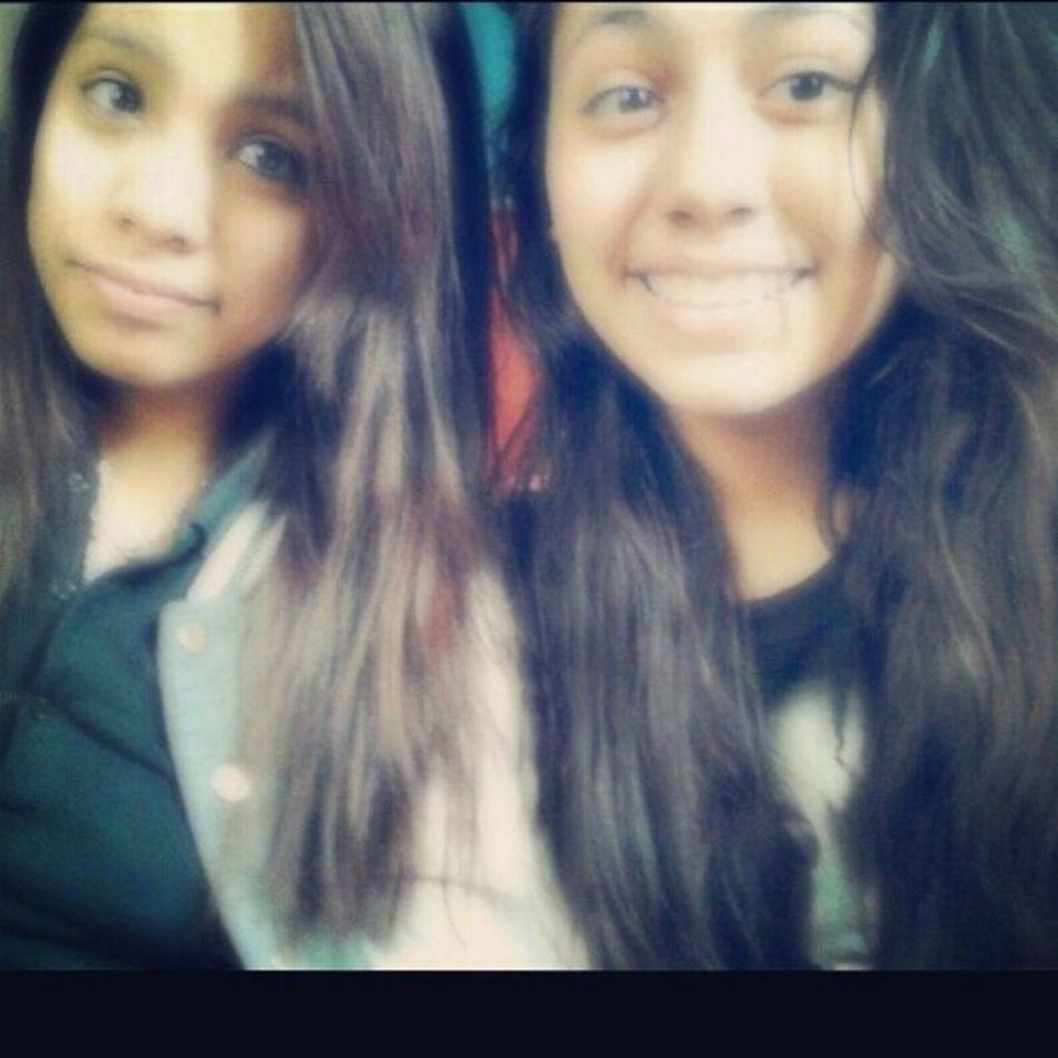 Me & Maritzaa (: #Sister
