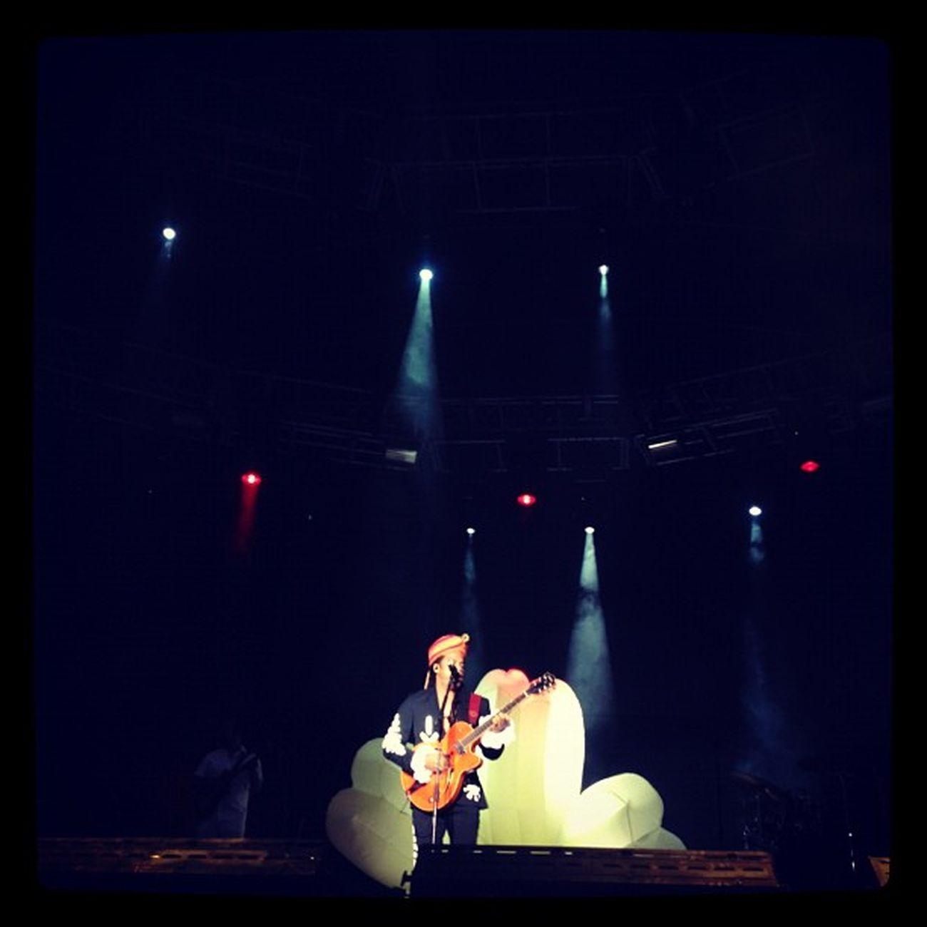 #carlinhosbrown en vivo en #movistarfreemusic via #popckorn #nokian8 Coolturabsas TBT  Nokian8 Instamood Movistarfreemusic Buenosaires Carlinhosbrown FotoDelDia Igers IGDaily Instagood IPhone Instagramhub Argentina Webstagram Iphoneonly Tweetgram Photooftheday Mobilephoto Instagram Iphonegraphy Picoftheday Bsasmobilephoto Popckorn Followback Culturabaires