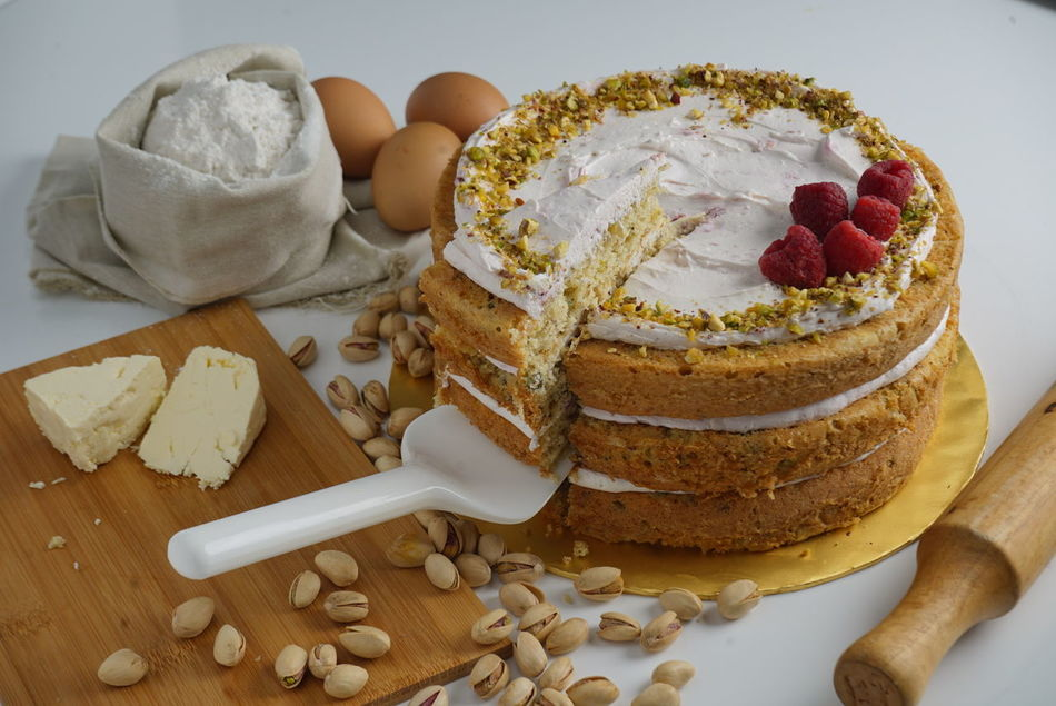 Beautiful stock photos of kuchen, Cake, Cheese, Cutting Board, Dessert