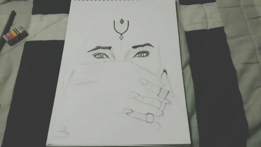 Pic Eyesdrawing Hi! Drowing By Me Enjoying Life Hello World Facedrawing Photo♡ Best Moments