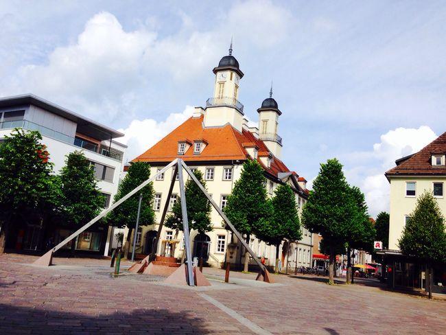 Marktplatz... #TUTerleben