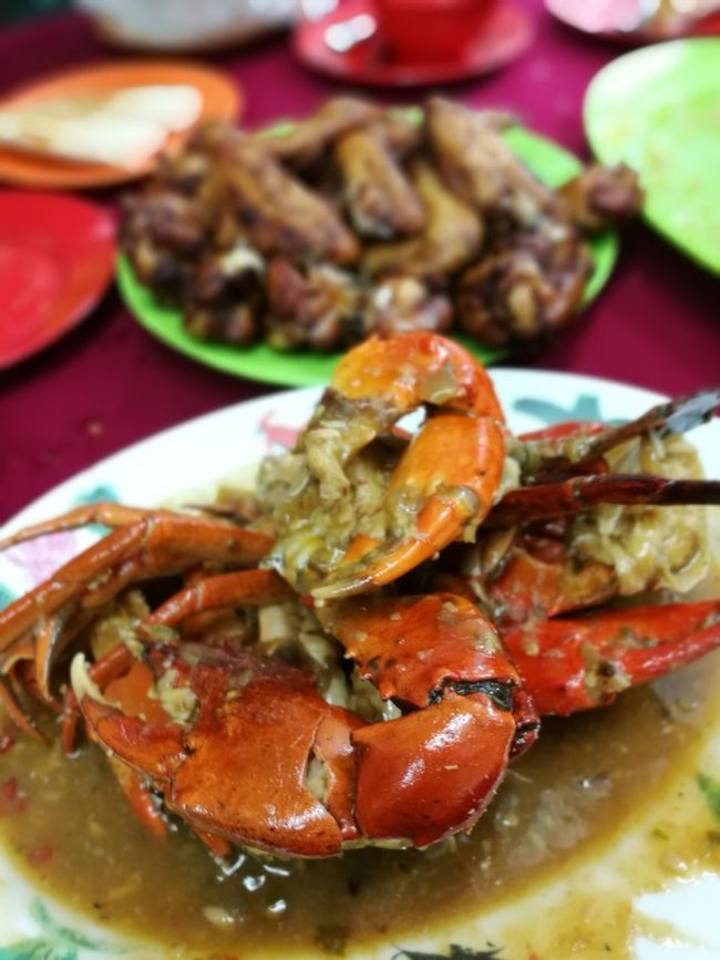 Sour & spicy crabs Food Freshness Crabs Crabmeat Crabs!! Seafood Lovers SeafoodLover