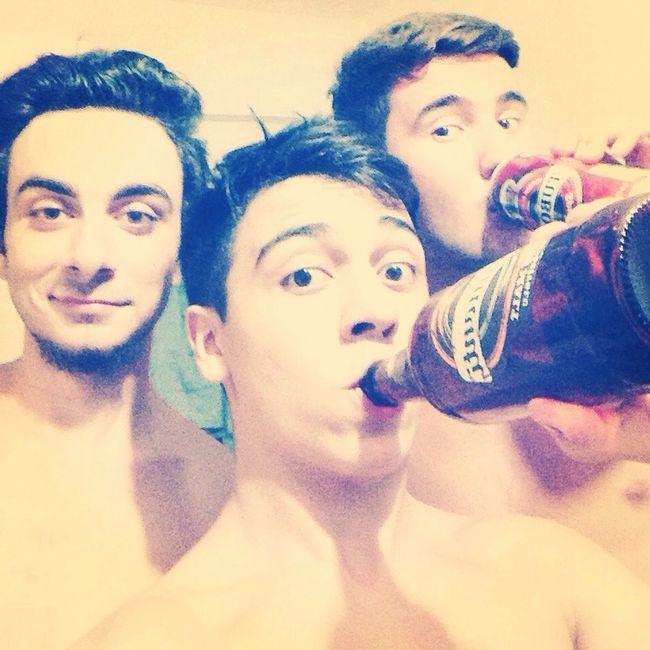 Party dDrinksII ❤ Beer kardeşlerimle felekten bi gece