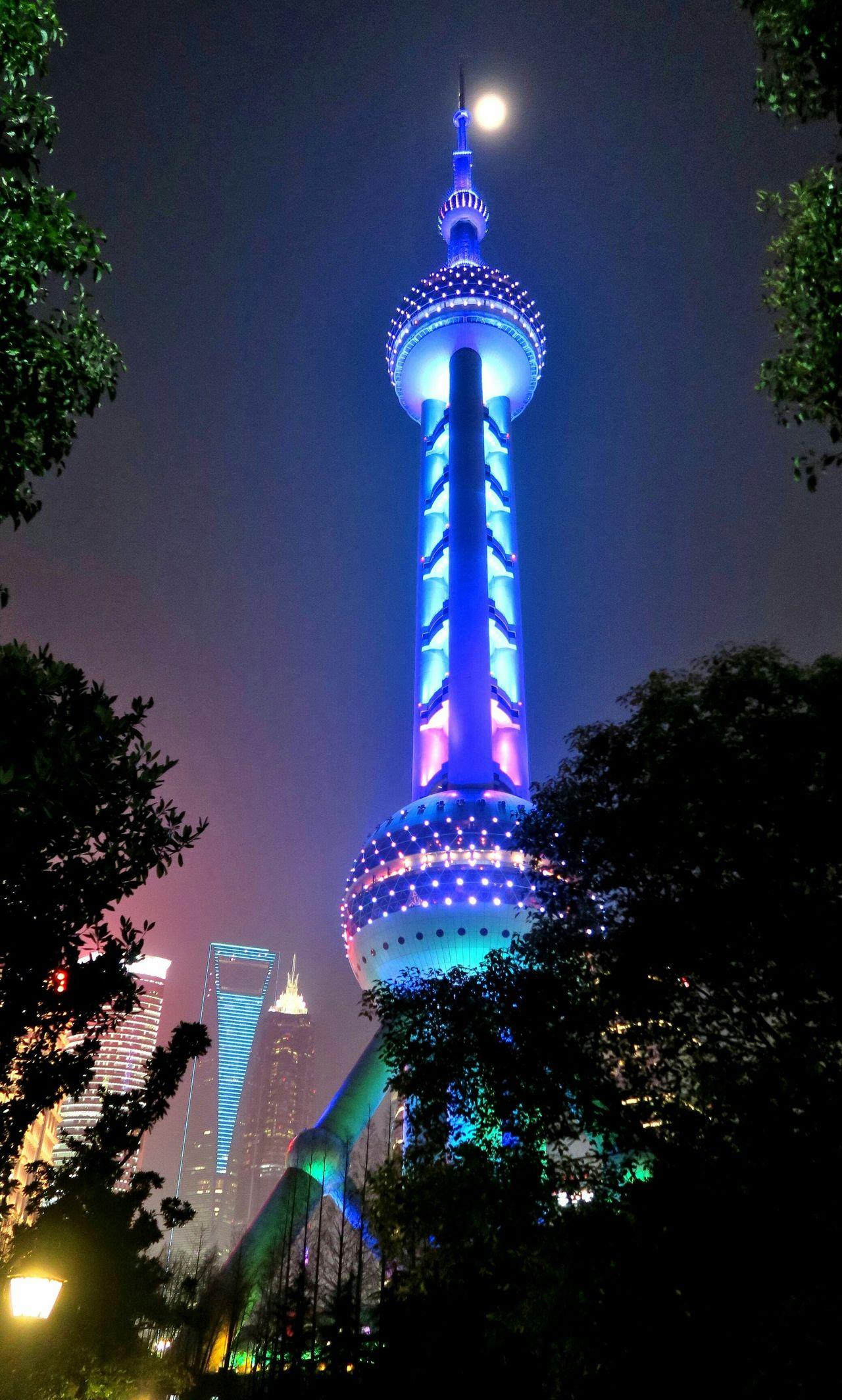 Cities At Night China