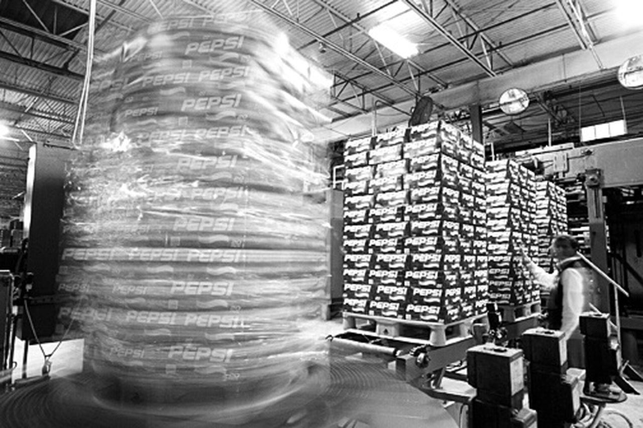 Pepsi Factory Eye4black&white  Editorialphotographer