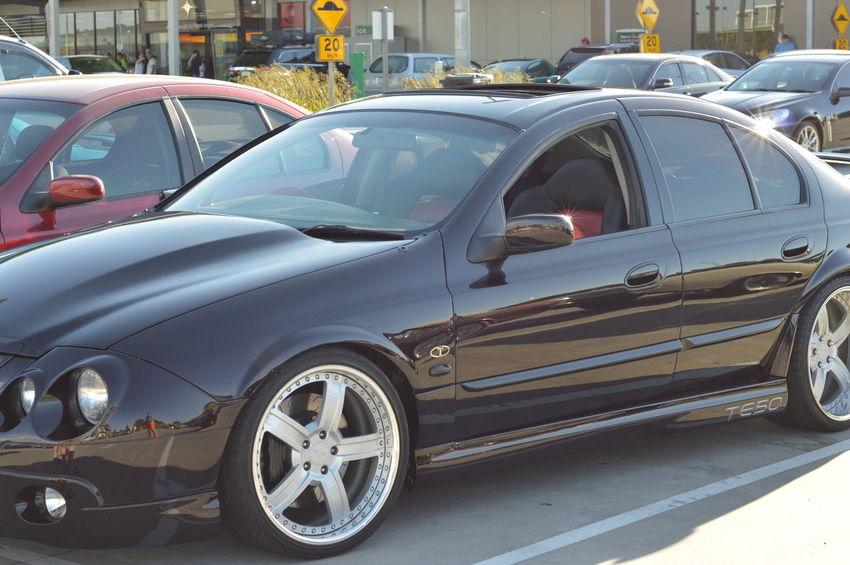 Aussie Car Custom Ford Falcon Pretty V8