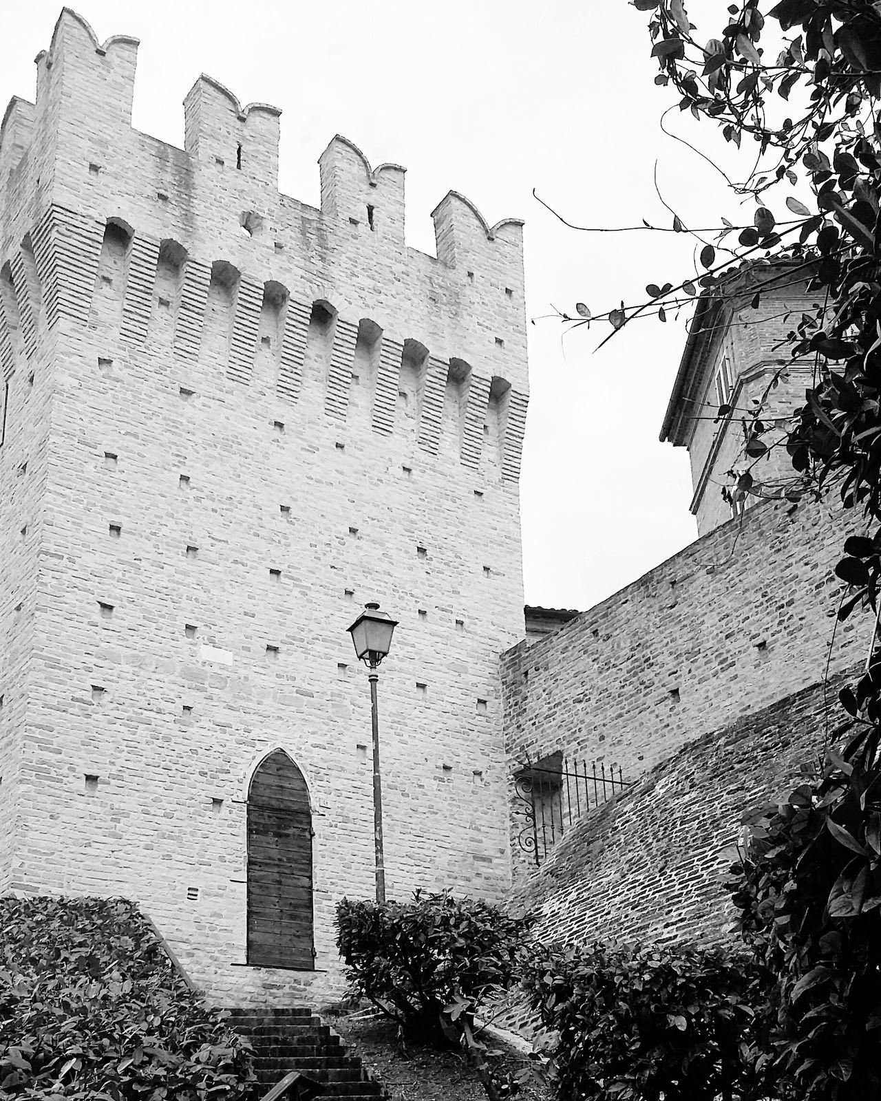Italia Italy Castle Tower Roman Mura Castle Ruins Castello Castle Castel Castle View  Fermo Italy Fermo EyeEmNewHere