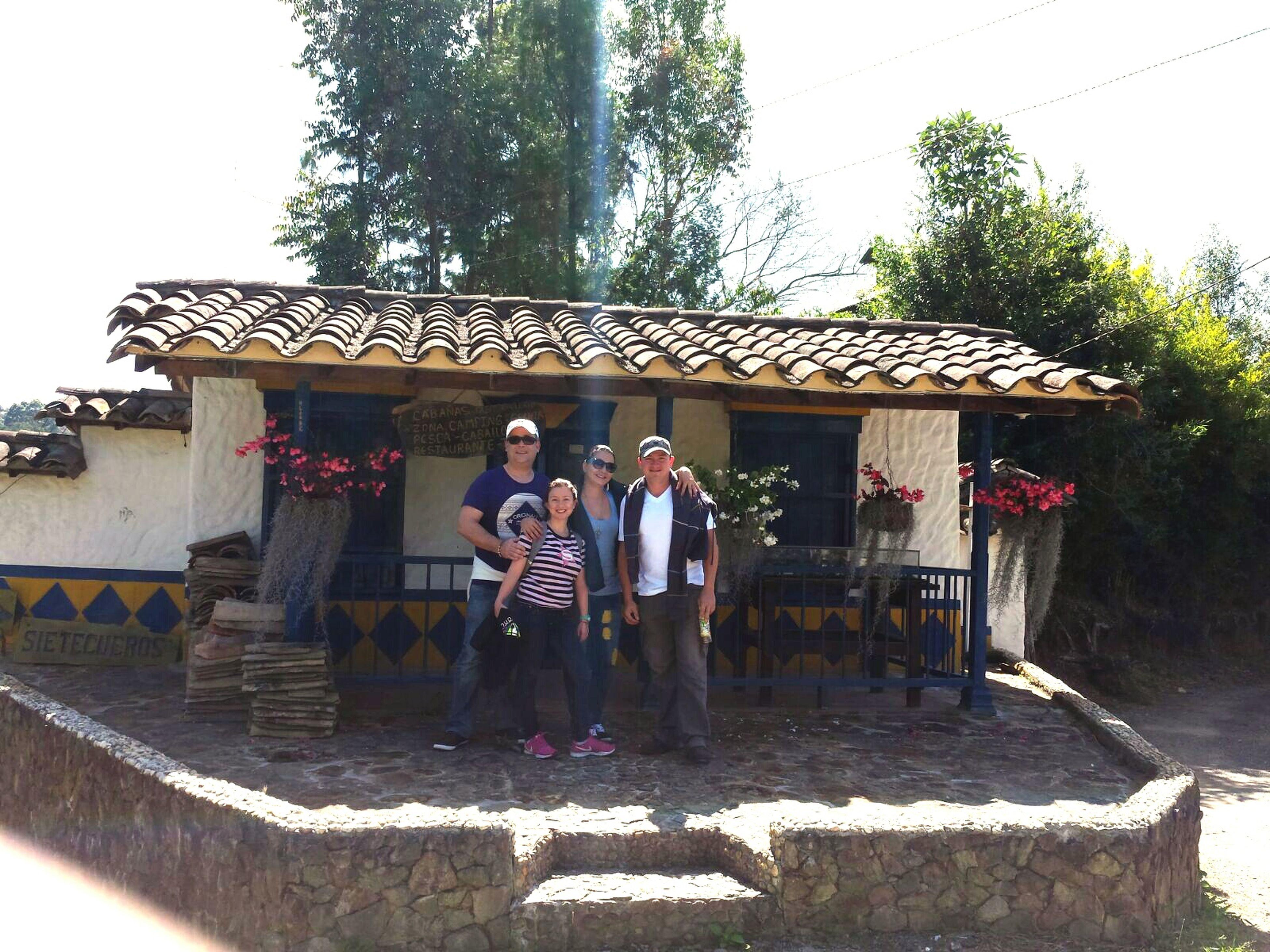 SieteCueros Parquenatural Guarne Amigos Família
