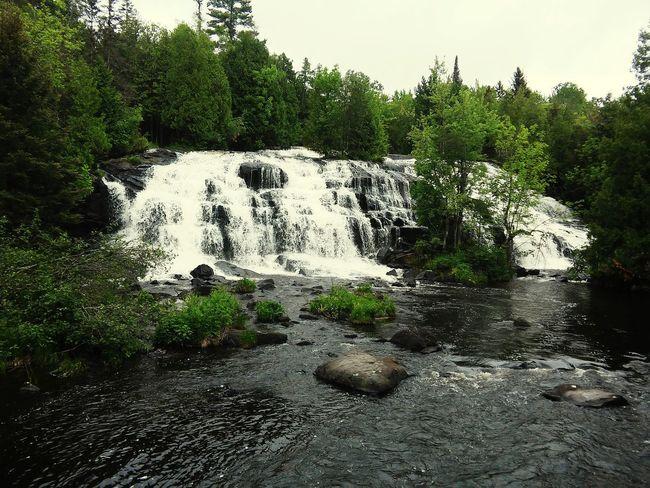 Vacation Waterfall