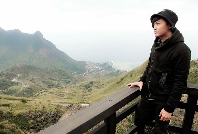 Check This Out That's Me Enjoying Life Photography Taking Photos Everyday Lives Hiking Mountains 金瓜石 Enjoying The View
