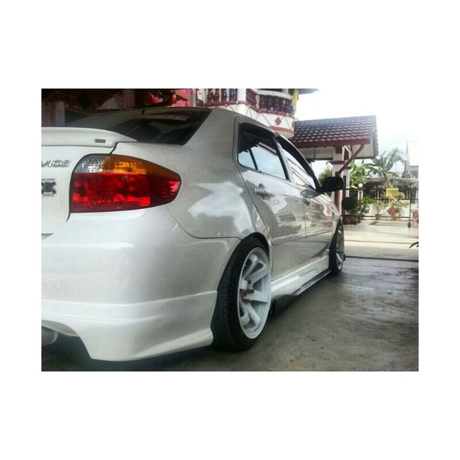 FINALLY! It's done!!! Say hello to my Vios
