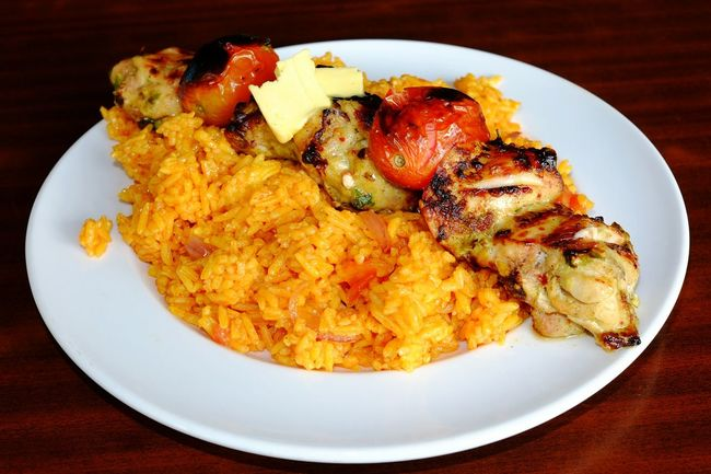 Persianpalate Tandoori Tomato Rice Lunch Cebu Restaurants Food Porn Awards