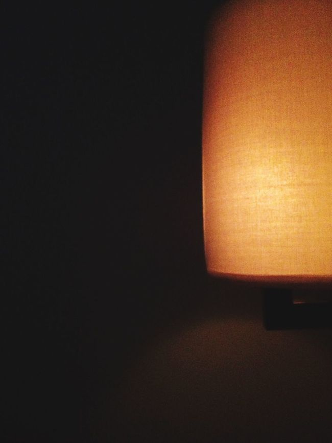 Bedside Minimal Nightphotography Insomnia Light And Shadow On My Travels Silence Orange By Motorola