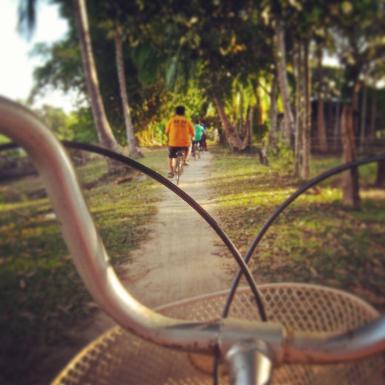 Laos Bike