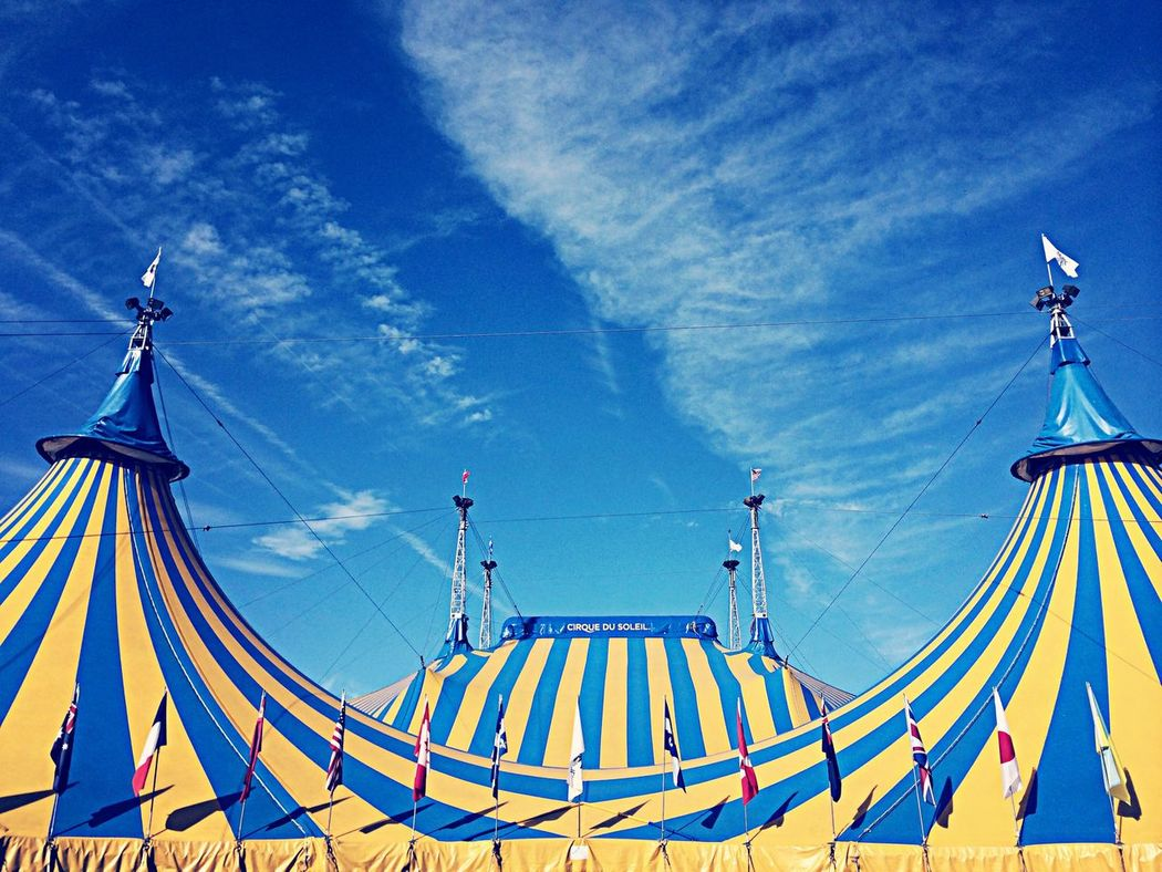 Amaluna Dream Job ?
