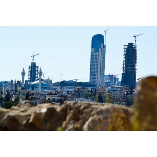 good night from Amman Livelovejordan Seeamman Beautifuljordan