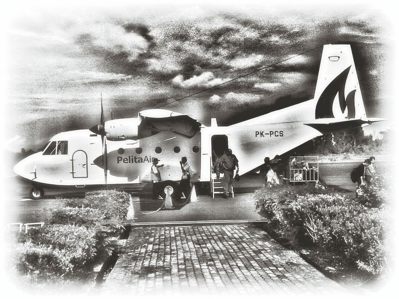 "Pesawat Perintis, menjangkau dan menjelajah tiap jengkal wilayah Nusantara, hubungkan satu titik ke titik lain, terbang rendah menyapa bumi, antar pribadi"" penuh dedikasi menuju off shore. #ekabees #hdr_pics #hdr_arts #hdr_brazil #hdr_norge #hdr_Brunei #hdr_lebanon #hdr_indonesia #hdr_uae #Hdr_SHOTS #ig_planet_street #IGS_PHOTOS #ig_exquisite #ig_indonesia_ #ig_Malaysia #insta_kaskus #instanusantaraPalingIndonesia #instanusantara #instagram #adoramaphoto #plazaindonesia_kemerdekaan #gf_indonesia #macstuff #SRUDUKFOLLOW #SRUDUKFOTO #SFfoto #IGS_PHOTOS #stunning_shot #WorldinGram wu_asia Ekabees #hdr_pics #hdr_arts #hdr_brazil #hdr_norge #hdr_Brunei #hdr_lebanon #hdr_indonesia #hdr_uae #Hdr_SHOTS #ig_planet_street #IGS_PHOTOS #ig_exquisite #ig_indonesia_ #ig_Malaysia #insta_kaskus #instanusantaraPalingIndonesia #instanusantara #instagram"