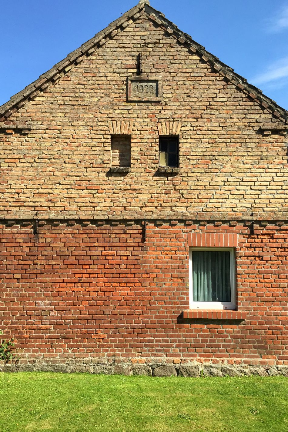 Bricks Brickporn Old Brick Houses Schorfheide Barnimerland Chorin Brandenburg